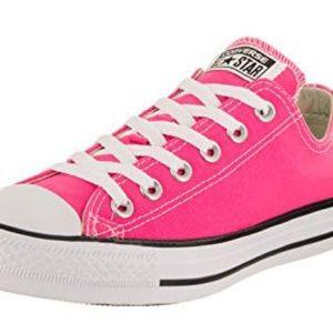 Pink Converse All Stars ✨